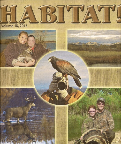 Habitat, a publication of Bosque del Apache National Wildlife Refuge