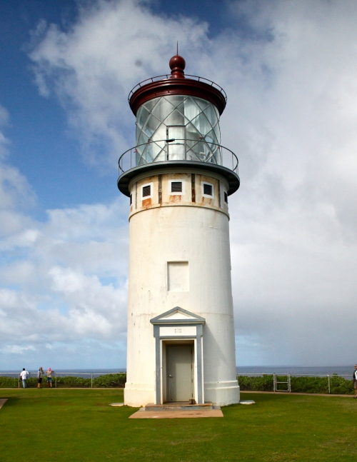 Historic Kilauea Lighthouse, Kilauea Point National Wildlife Refuge