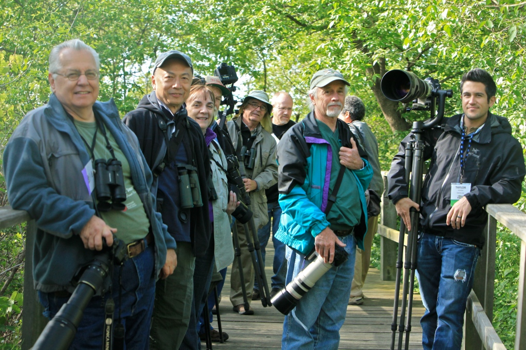 The Biggest Week in American Birding.